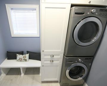 Burlington Laundry Room Renovator