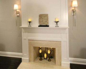 Toronto Fireplace Mantel