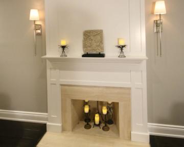 Toronto Fireplace Mantel