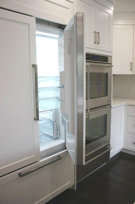 Toronto Kitchen Fridge Door