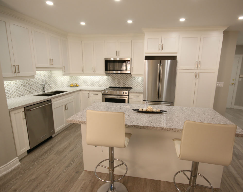Kitchen Remodel Burlington