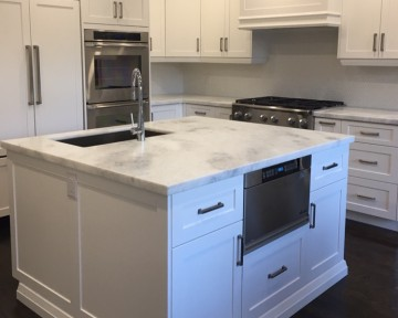 Toronto Kitchen Island