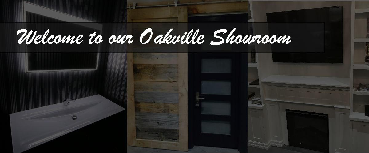 Oakville kitchen bath showroom for renovation contractors for Kitchen ideas queensway