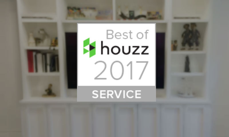 Best of Houzz Award 2017 Toronto Custom Concepts