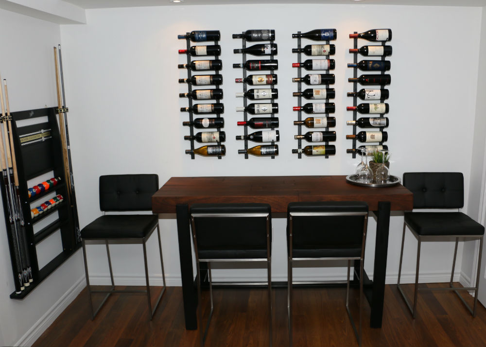 Toronto Wine Wall Racks