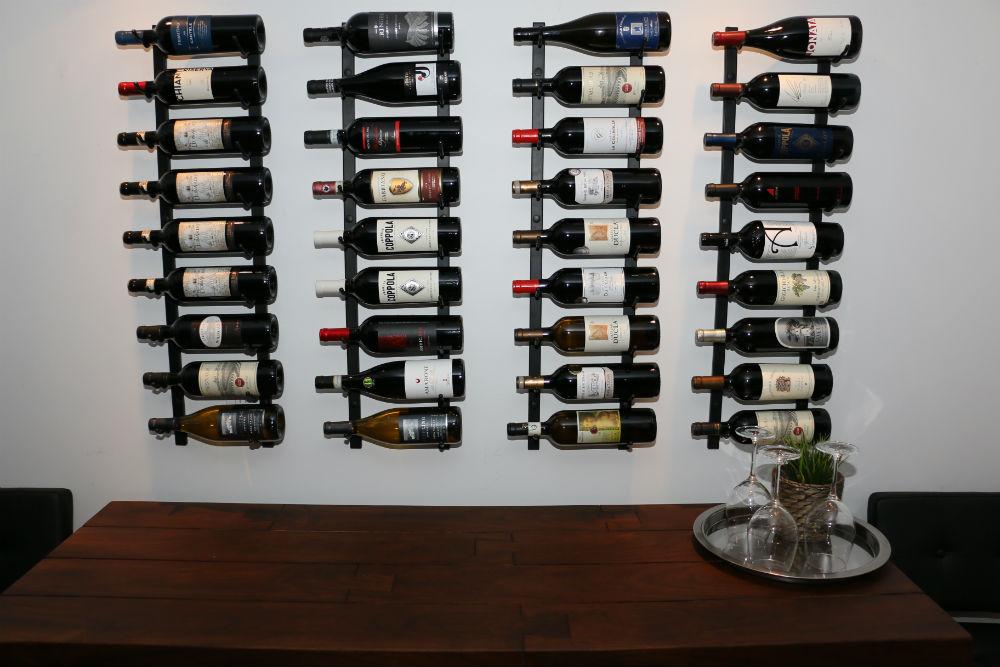 Toronto Wine Wall Racks