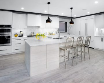 Oakville Modern Kitchen Renovator