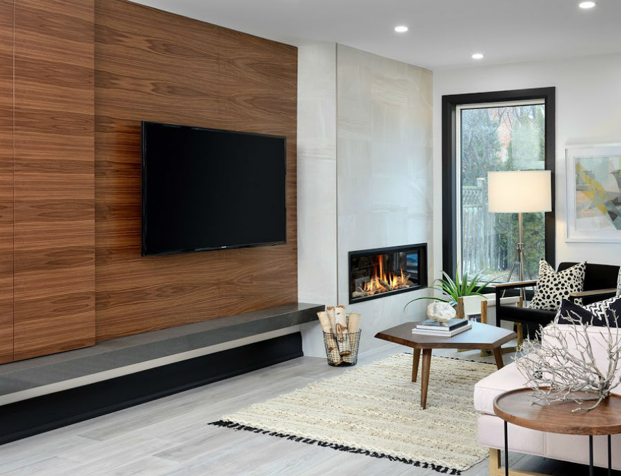 Tv Wall Design Modern Tv Rooms