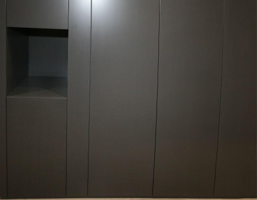 Toronto Closet Grey