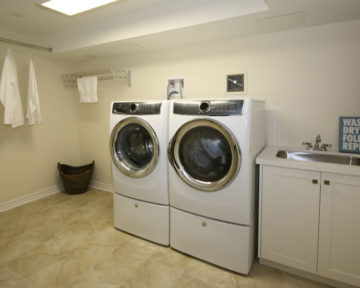 Mississauga Laundry Room Renovation