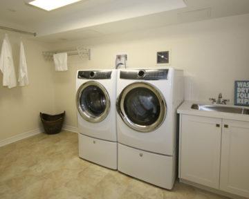 Mississauga Laundry Room Renovation
