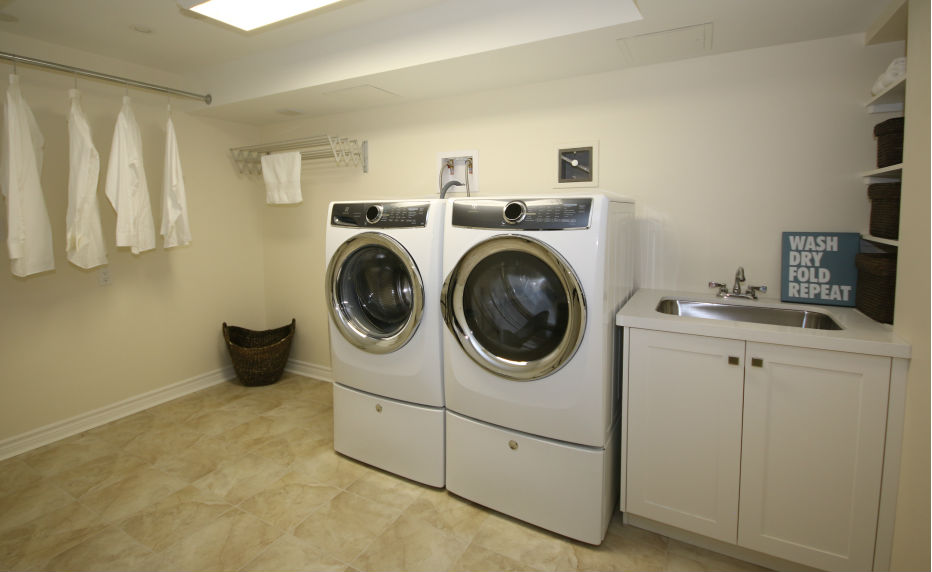 mississauga laundry room renovations remodel