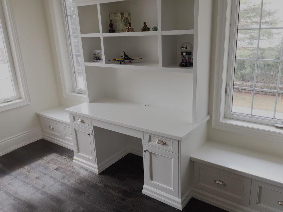 Toronto Desk Cabinetry