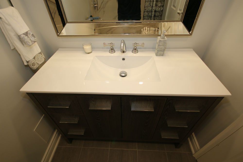 Oakville Bathroom Remodel