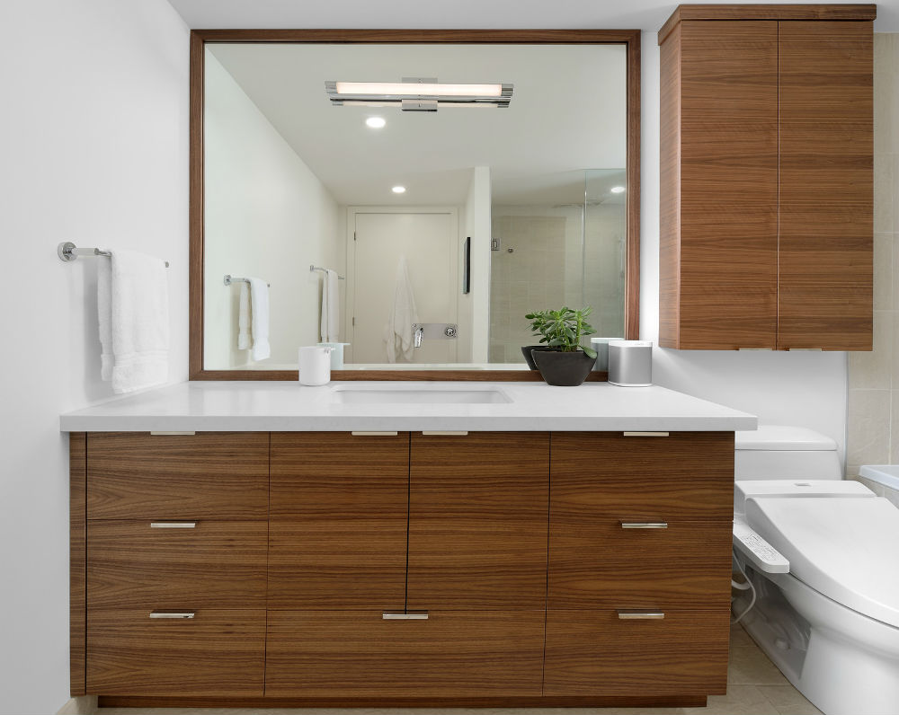 Toronto Bathroom Modern Renovation