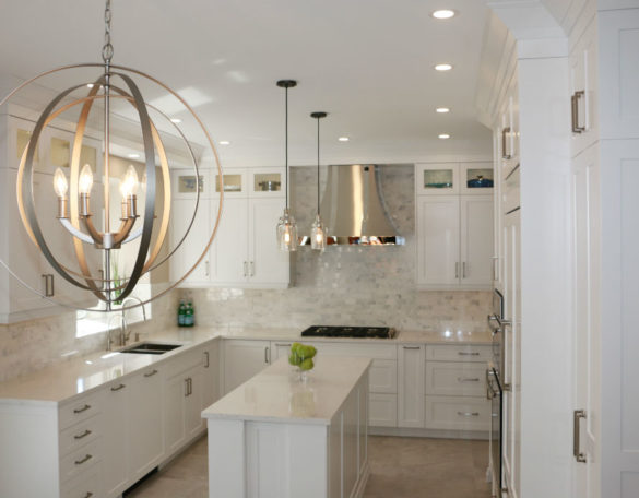 Oakville Kitchen Lighting