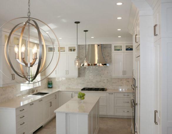 Oakville Kitchen Lighting