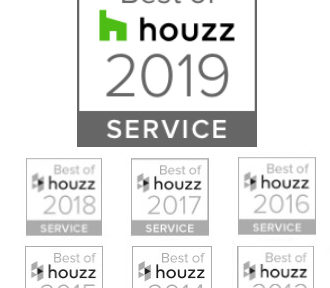 Best of Houzz Award 2019 Toronto Custom Concepts