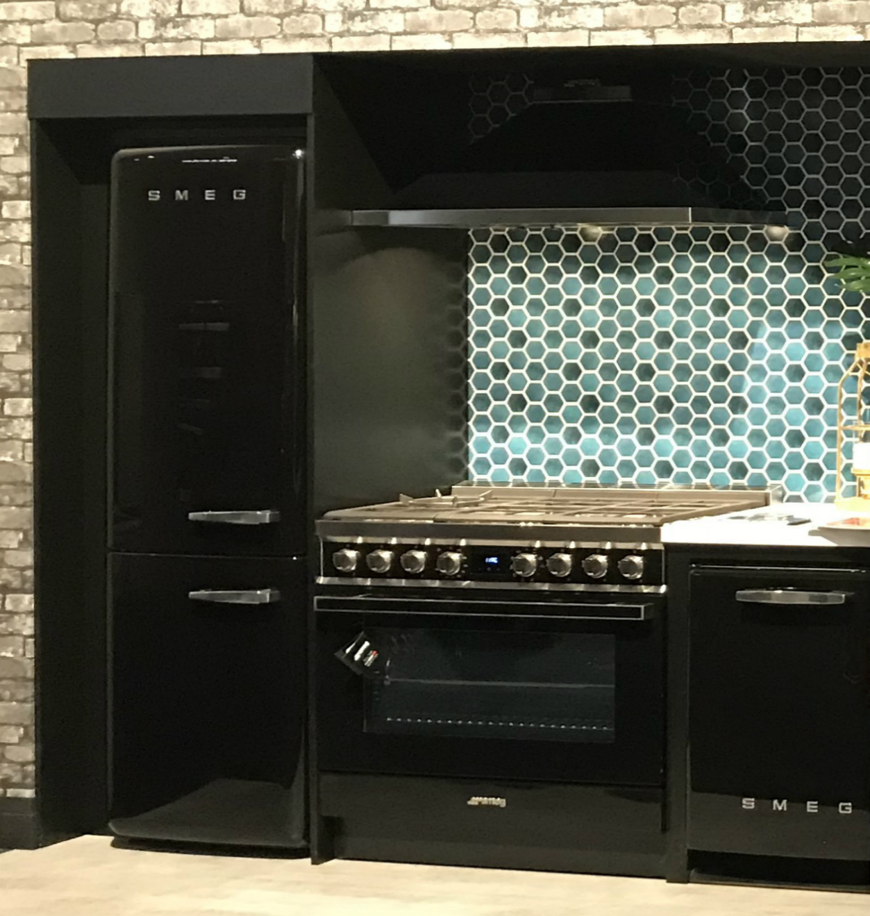 Toronto SMEG Kitchen