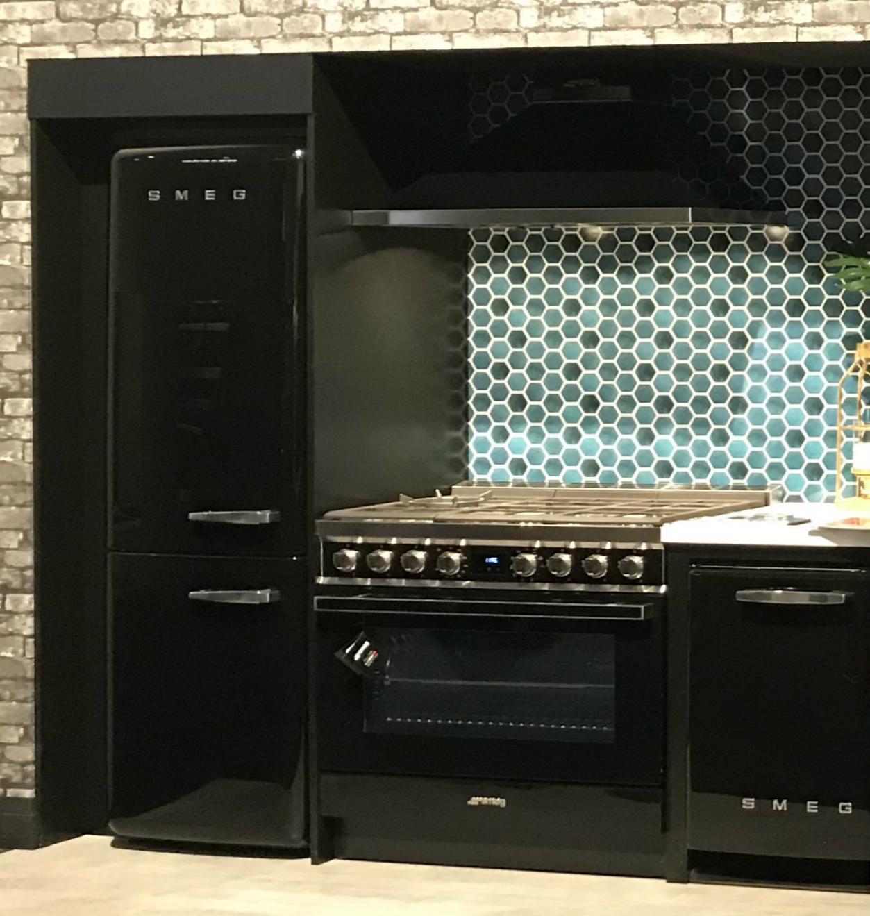 Toronto SMEG Kitchen