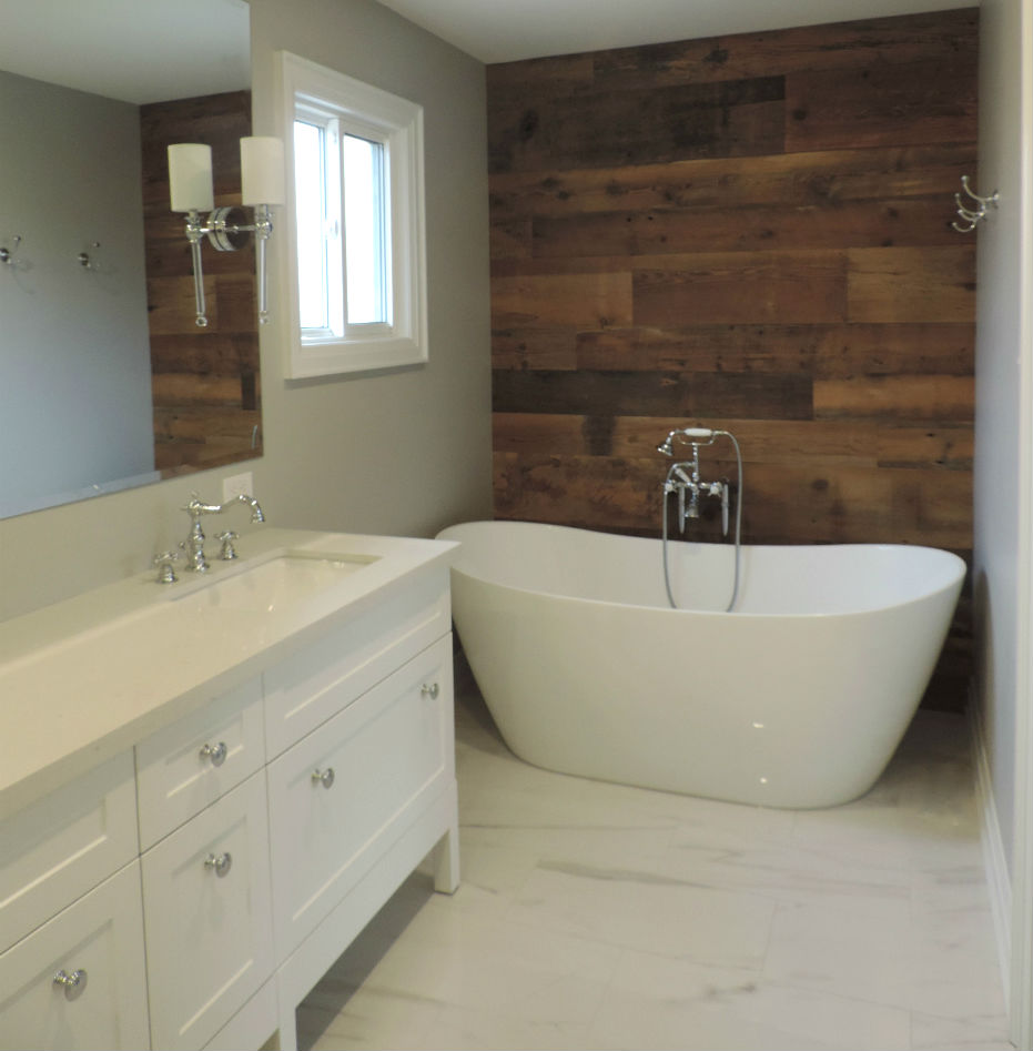 Oakville Freestanding Tub Design
