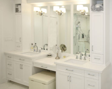 Oakville Vanity Cabinetry