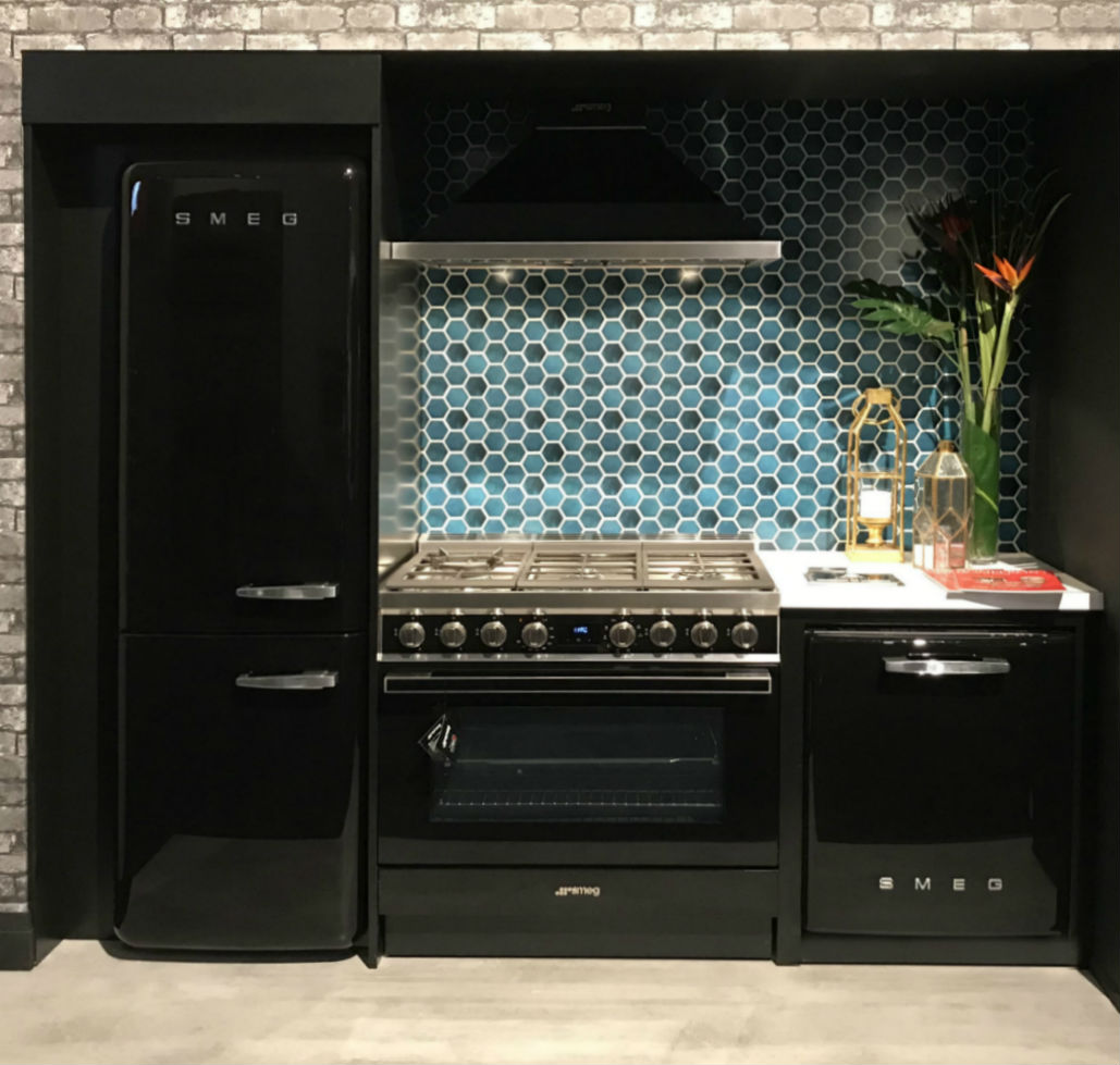 Toronto Custom Concepts SMEG Kitchen