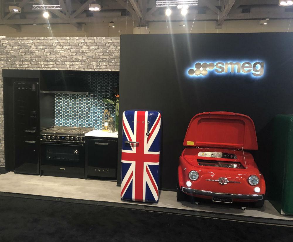 Euroline SMEG Toronto Custom Concepts