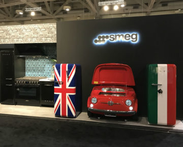 TorontoI Trade Show Custom Display