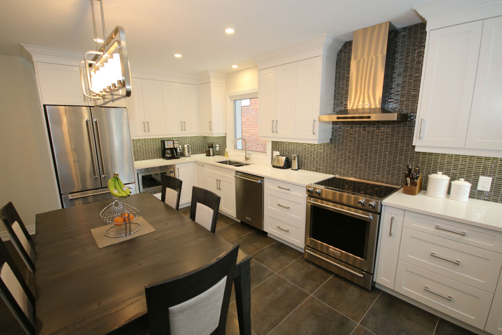 Etobicoke Kitchen Contractors