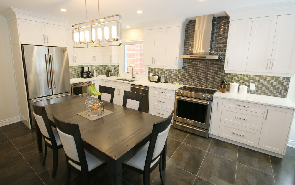 Etobicoke Kitchen Designers
