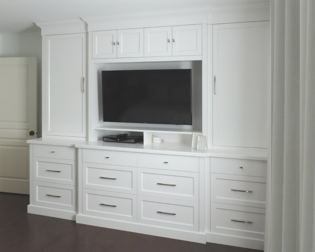 Toronto Builtin Cabinetry