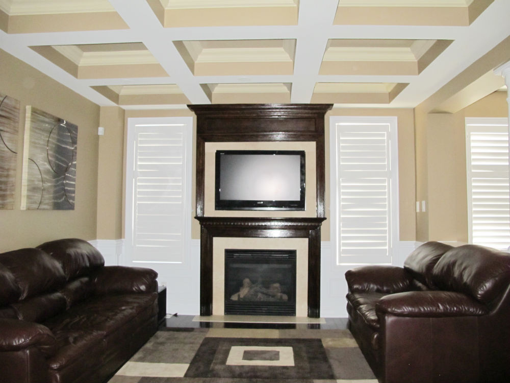 coffered ceiling reno